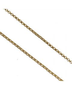 Pre-loved 9ct Gold Belcher Chain