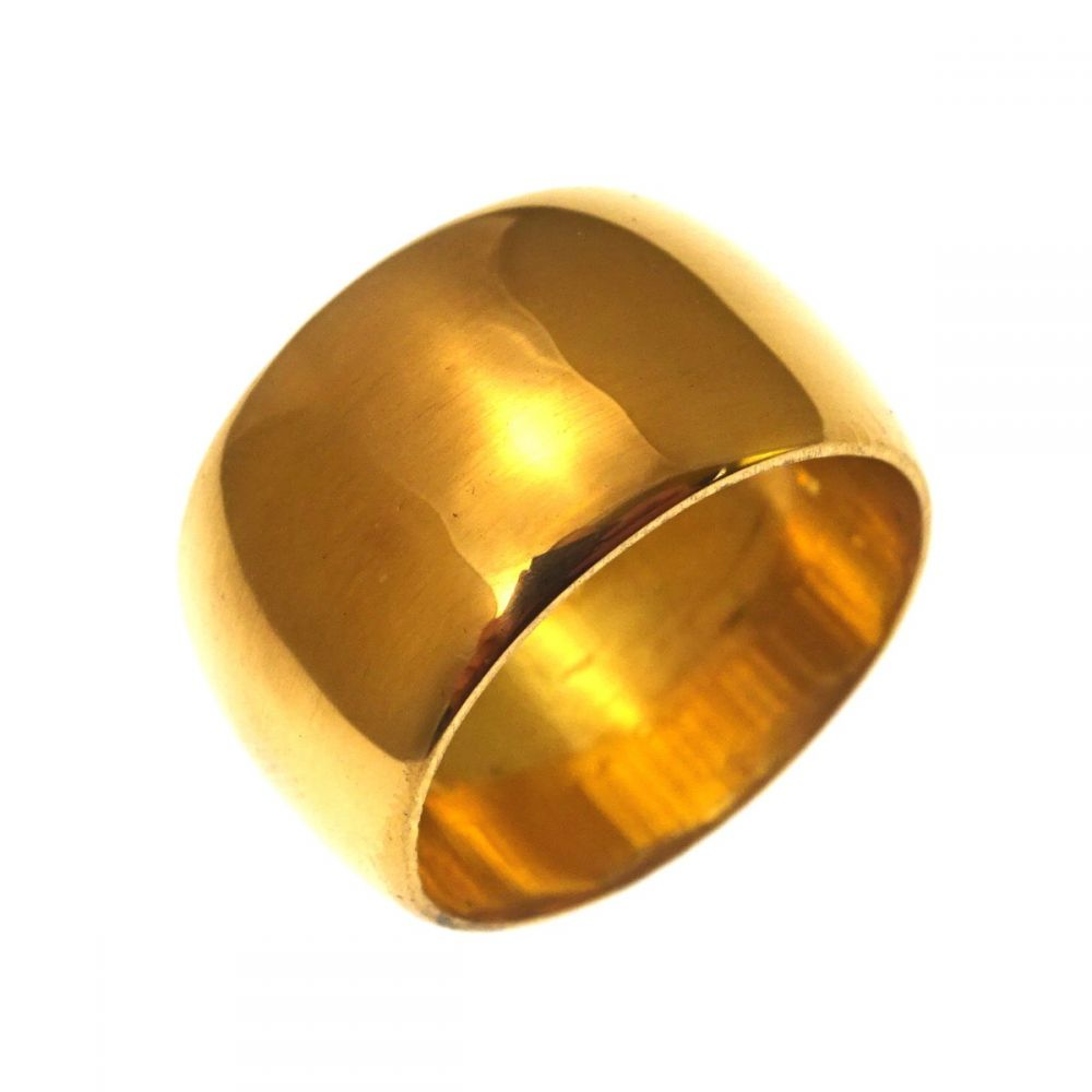 Pre Owned 22ct Gold Wedding Ring