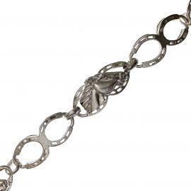 New Handmade Sterling Silver Horseshoe Bracelet