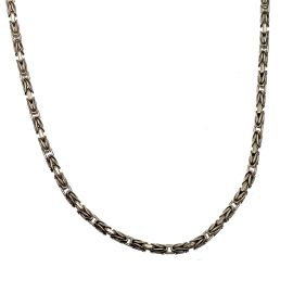 Pre-Loved Silver Byzantine Chain