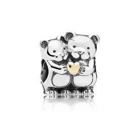 Pre-Owned 925 ALE Pandora Bear Hugs Charm
