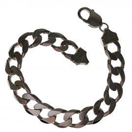 Pre-Loved Silver Curb Bracelet