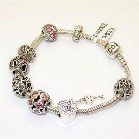5a0697b9d Quickview Pandora Silver Bracelet & Charms