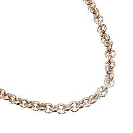 Solid Sterling Silver Belcher Chain