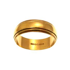Second Hand 9ct Gold Wedding Ring