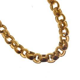 Second Hand 9ct Gold Heavy Belcher Chain