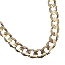 Second Hand Silver Curb Chain