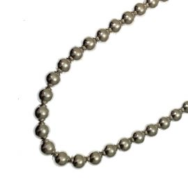 Pre-Owned Silver Beads