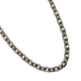 Pre-Loved Chunky Silver Anchor Chain