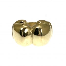 New Heavy 9ct Gold Boxing Glove Ring
