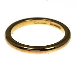 Pre-Loved 22ct Gold Wedding Band