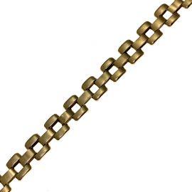 Pre-Owned 9ct Gold Fancy Ladies Bracelet