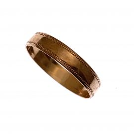 Pre-loved 9ct Rose Gold Wedding Ring