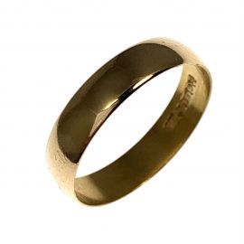Pre-Loved 22ct Gold Wedding Ring