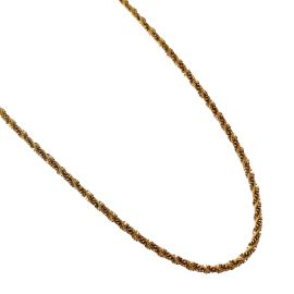 Pre-Owned 22ct Two-Toned Rope Chain