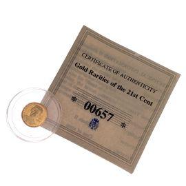 Second Hand 14Kt Gold Rarities Of The 21st Century - Queen Elizabeth II