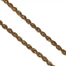 Brand New 9ct Gold Rope Chain