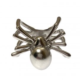 925 Silver Spider Ring