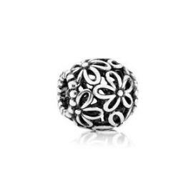 Pre-Loved Genuine Pandora Openwork Flower Charm