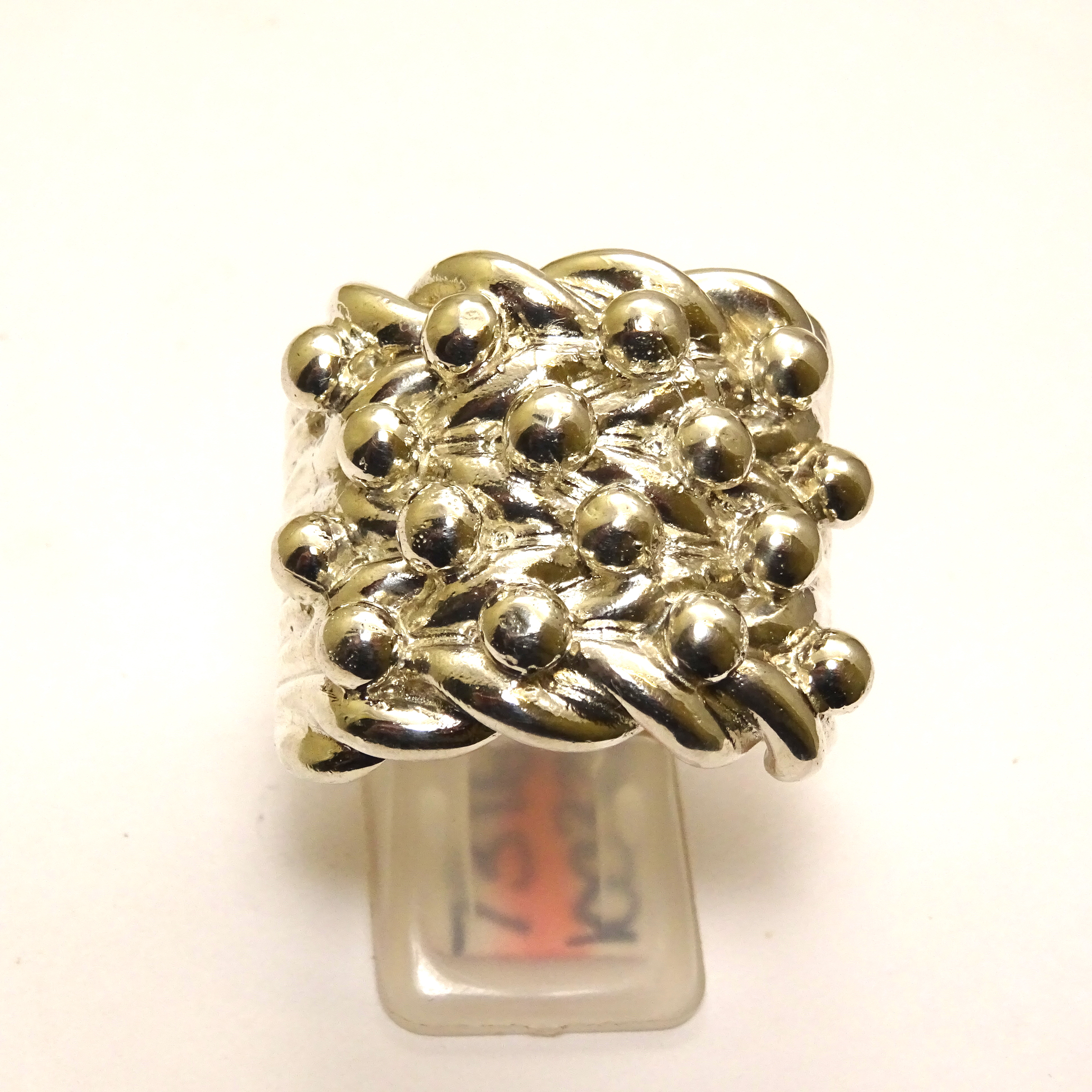 Silver Keeper Ring